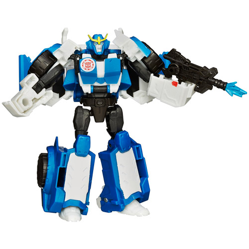 Transformers Robots in Disguise Warriors Class Strongarm Figure by Hasbro