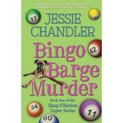 Bingo Barge Murder: Book 1 in the Shay O'Hanlon Caper Series (Paperback)