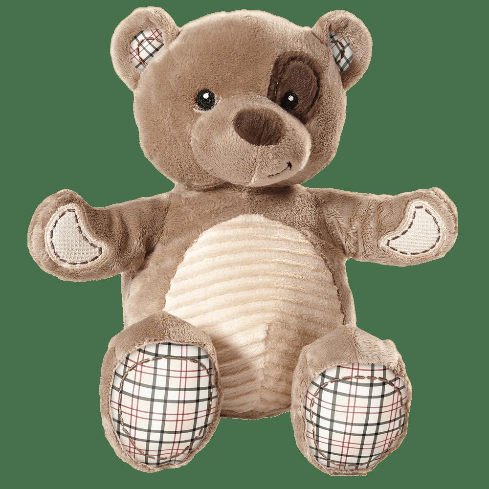 Cinch by dexbaby Plush Sleep Aid Womb Sound Soother Teddy Bear