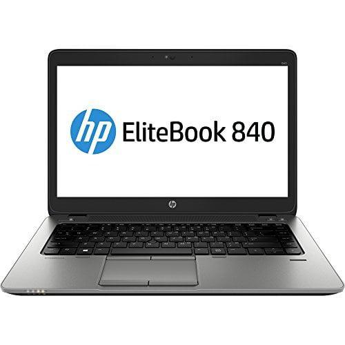 REFURBISHED - HP F7N43UP ELITEBOOK 840 I5-4300U 1.9G 8GB 180GB 14IN