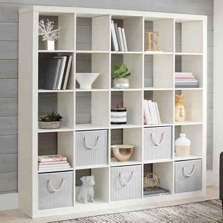 Better Homes And Gardens 25 Cube Organizer Room Divider White