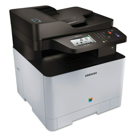 Samsung SL-C1860FW Multifunction Laser Printer, Copy/Fax/Print/Scan