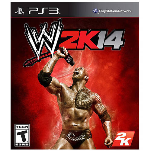 WWE 2K14 (Playstation 3) Used by 2K SPORTS
