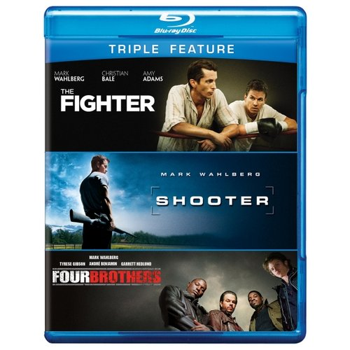 Mark Wahlberg Triple Feature (Blu-ray) (Widescreen)