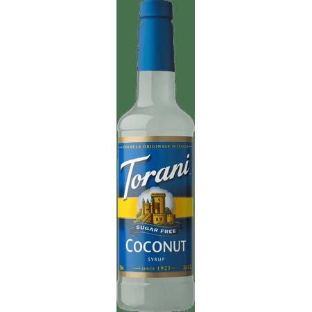 Torani Sugar Free Coconut Syrup -