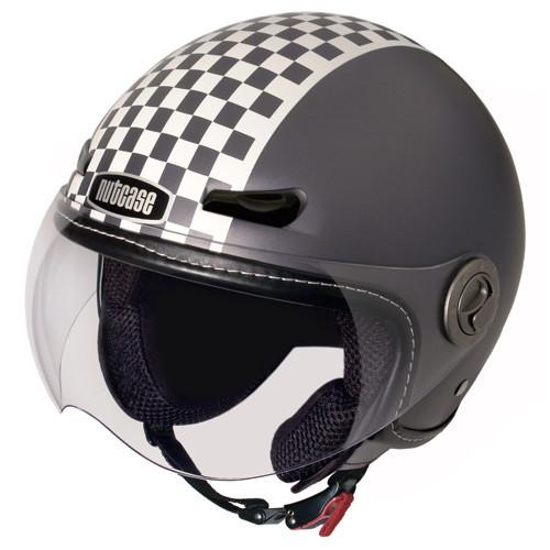 Nutcase Retro Racer Moto Helmet