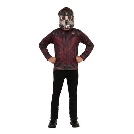Guardians Of The Galaxy Vol 2 Star Lord Costume Child Medium - image 1 de 1