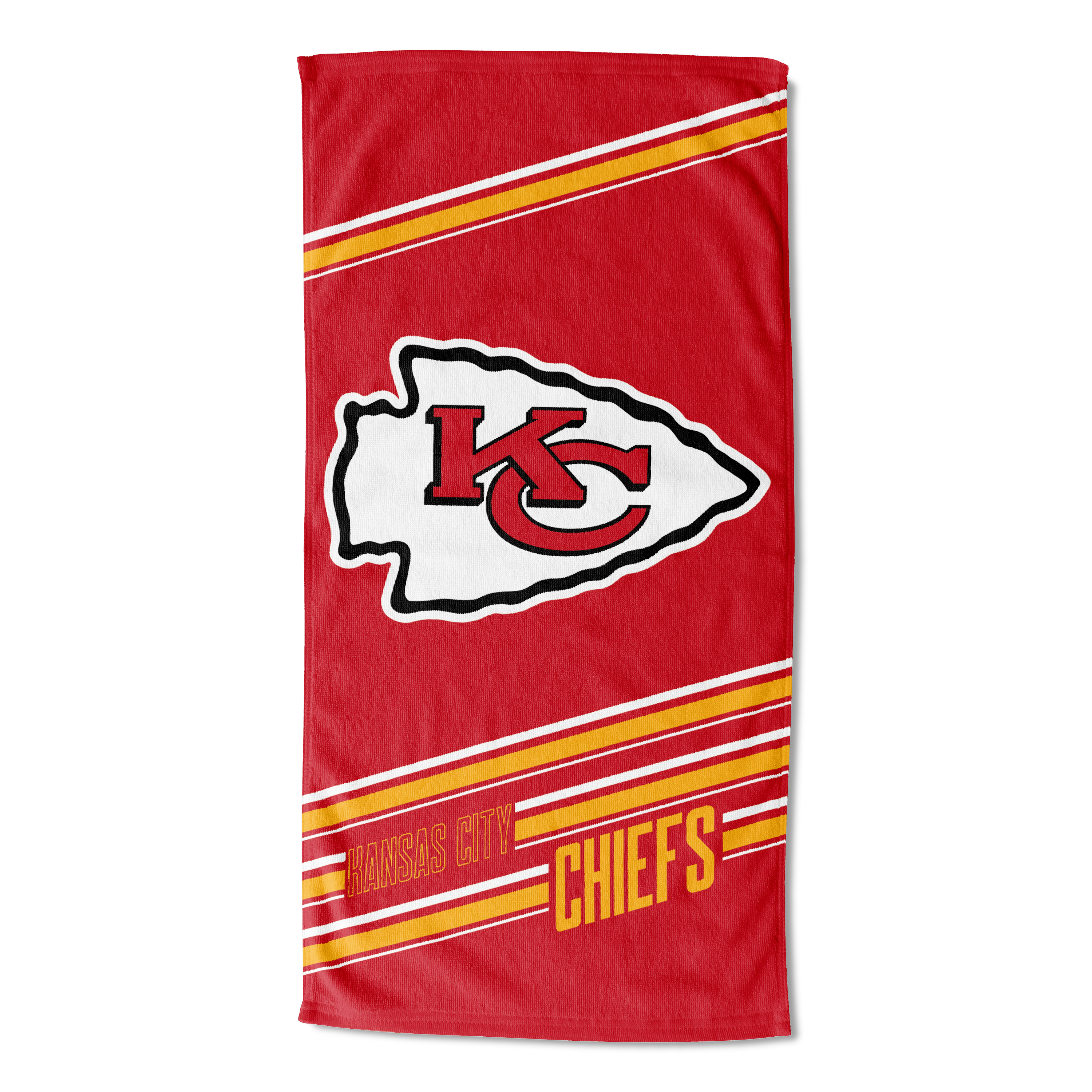 NFL Kansas City Chiefs Beach Towel, 1 Each