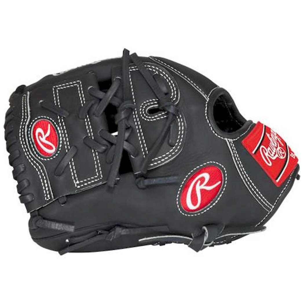 Rawlings Heart Of The Hide Dual Core Baseball Glove, 11.50in Pitcher/Infield, Left Hand Throw 11.50in