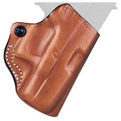Desantis Mini Scabbard Belt Holster fits Glock 19 23, 32, 36, Right Hand, Tan by Generic