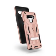 ZIZO TRANSFORM Series for LG Stylo 6 Case - Rugged Dual-layer Protection with Kickstand - Rose Gold
