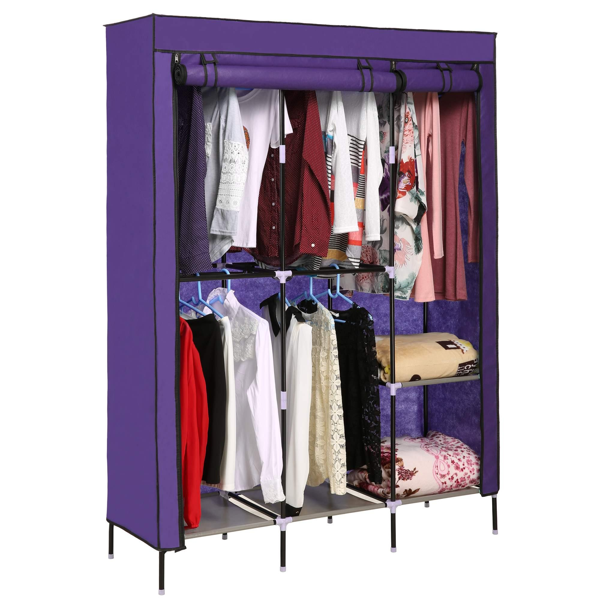 Superieur Closet Organizer Wardrobe Portable Wardrobe Storage Clothes Closet Portable Closet  Rod Storage Closet Standing Closet Folding Closet Portable Closet ...