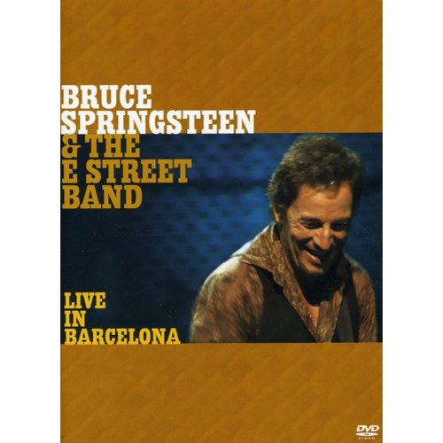 Springsteen, Bruce & E Street Band - Live in Barcelona [DVD]