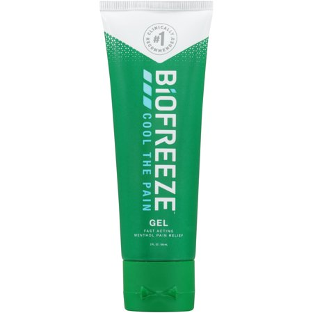 BIOFREEZE Pain Relief Gel, 3 fl oz