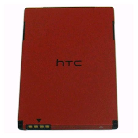 HTC Standard Battery for HTC MyTouch 3G Slide (Red)