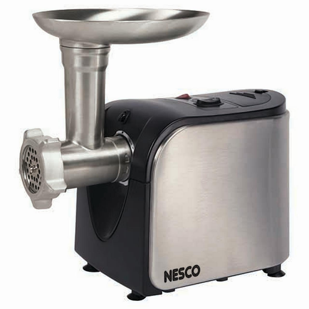 Nesco 500 Watt Stainless Steel Food Grinder (FG-180)