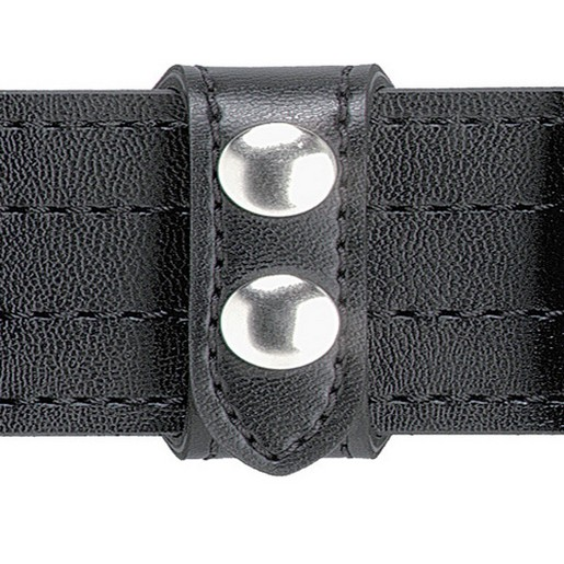"Safariland 63-2HS Slotted Belt Keeper 0.75"" Plain Hidden Snaps"
