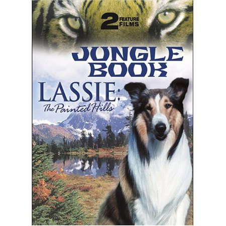 Painted Hills / Jungle Book (DVD) (Notting Hill Jungle)