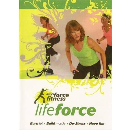 Walmart Anni's Force Fitness: Life Force