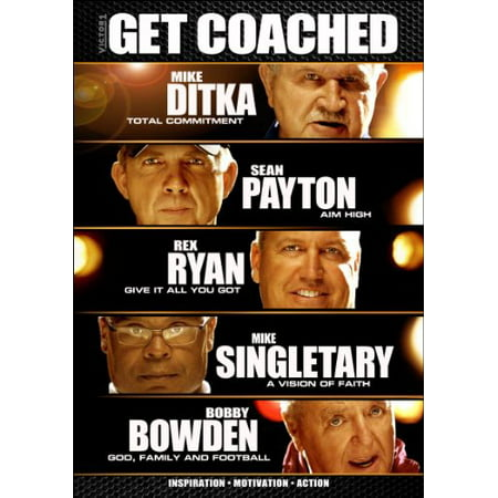 Get Coached: The Complete Series: Volume 1 - Wisconsin Coach Series