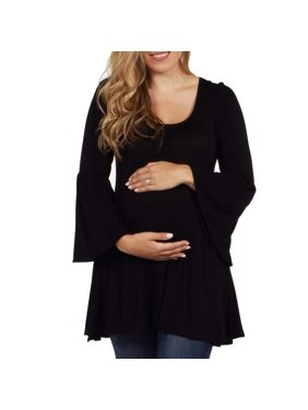24/7 Maternity Del Mar Tunic Top -- Available in Plus Sizes