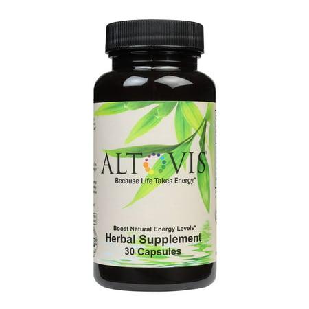 Altovis Herbal Energy Booster (30 (Herbal Energy Boosters)