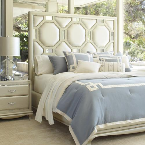 Michael Amini  Brookfield Comforter Set