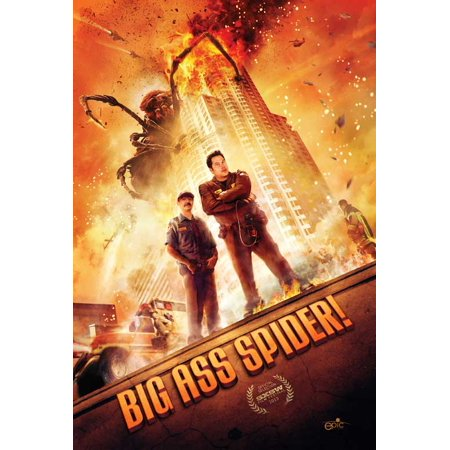 Big Ass Spider! (2013) 11x17 Movie Poster