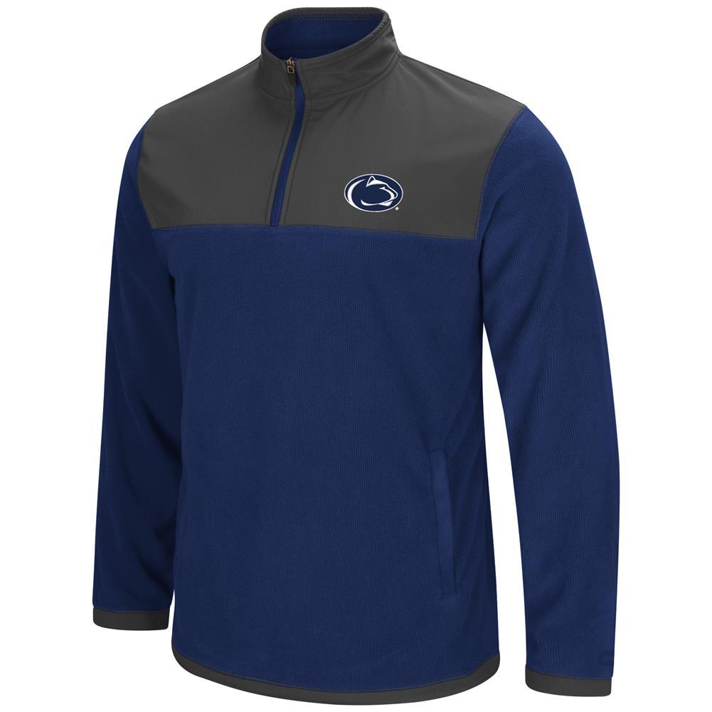 Penn State University Men's Full Zip Fleece Jacket by Colosseum