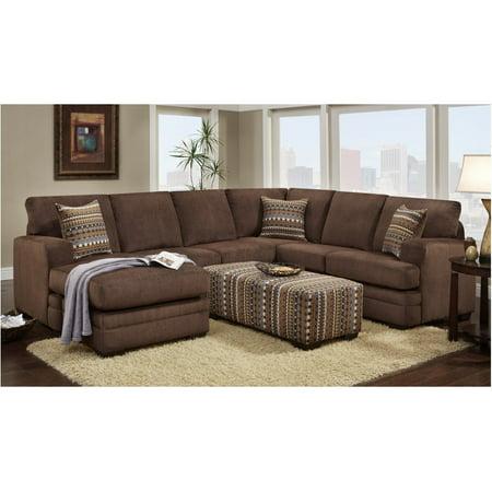 Chelsea Home Northborough Sectional Sofa