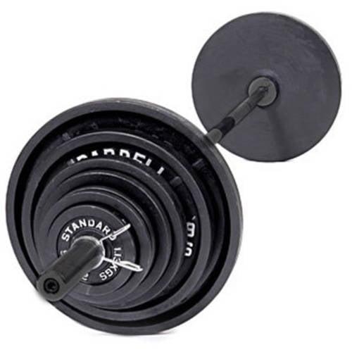 CAP Barbell 300-lb Olympic Set (Includes 7' Bar)