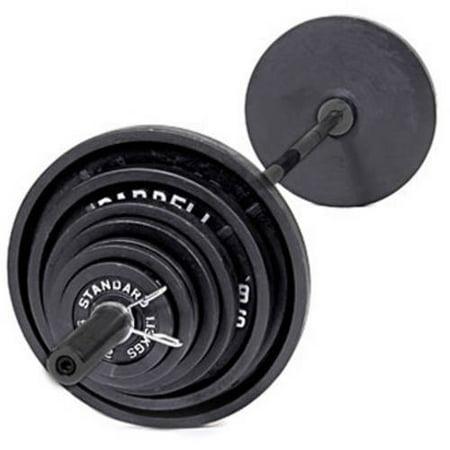 CAP Barbell 300-lb. Olympic Set w/Bar $189.99 @ Walmart w/FS online deal