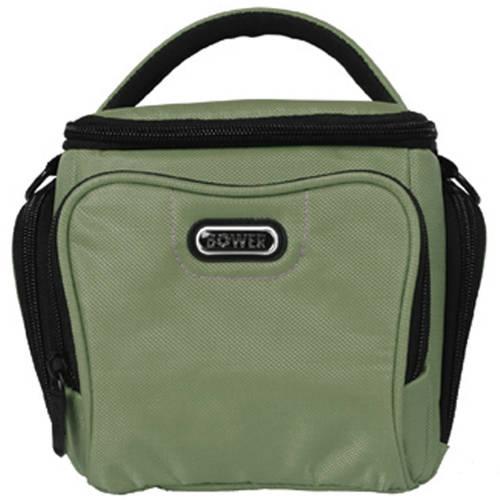 Bower Dazzle Bag Series Camera/Video Bag, Small, Green