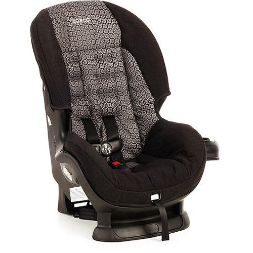 Cosco - Scenera 5-Point Convertible Car Seat, Black Santee