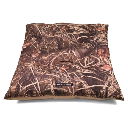 Dallas Manufacturing Company Realtree Extra Large Tufted Pet Bed - Max-4 Camouflage ()