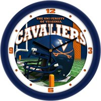 Suntime ST-CO3-VAC-HWCLOCK Virginia Cavaliers-Football Helmet Wall Clock