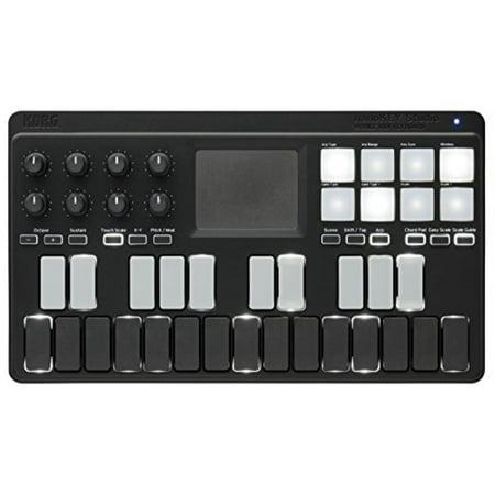 Korg nanoKEY Studio Bluetooth and USB MIDI Keyboard