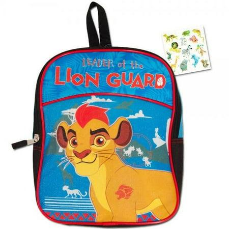 Lion Guard - Lion Guard Mini Toddler Preschool Backpack 11