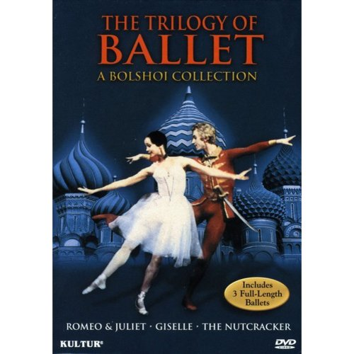 The Trilogy Of Ballet: A Bolshoi Collection - Romeo & Juliet / Giselle / The Nutcracker
