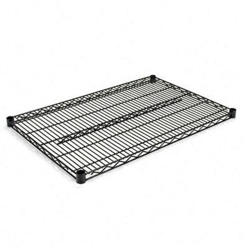 Alera Wire Shelving Extra Wire Shelves- ALESW583624BL