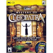 National Geographic Games: Mystery of Cleopatra & Herod's Lost Tomb PC Games - Solve a murder plagued with conspiracy...