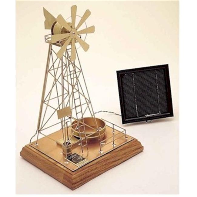 Solar Made W-2 Executive Windmill