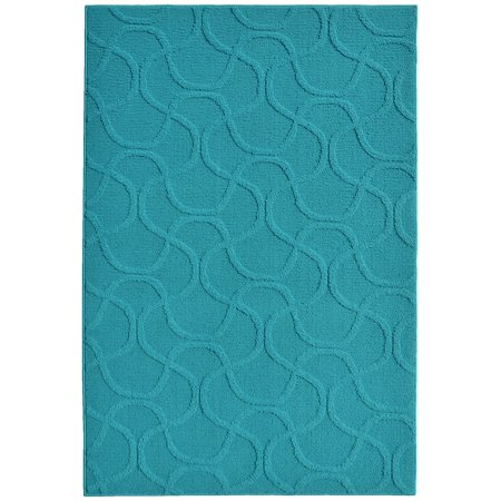 Monkey Green Rug - Mainstays Brentwood Collection Area Rug