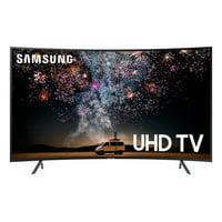 "SAMSUNG 65"" Class 4K Ultra HD (2160P) Curved HDR Smart LED TV UN65RU7300 (2019 Model)"