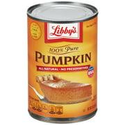 Libby's 100% Pure Pumpkin 15 oz. Can