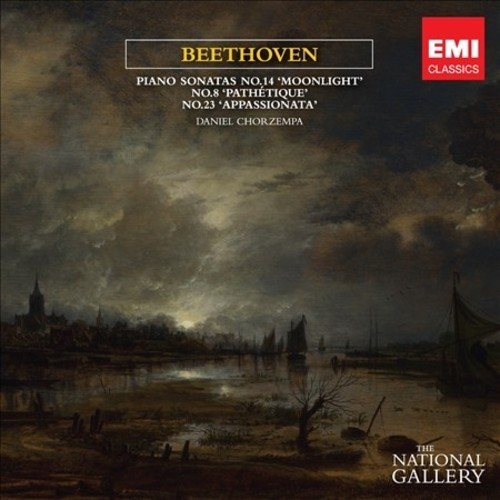 BEETHOVEN PIANO SONATAS (THE NATIONAL GALLERY COLLECTION)