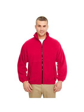 UltraClub Men's Iceberg Fleece Full-Zip Jacket - 8485