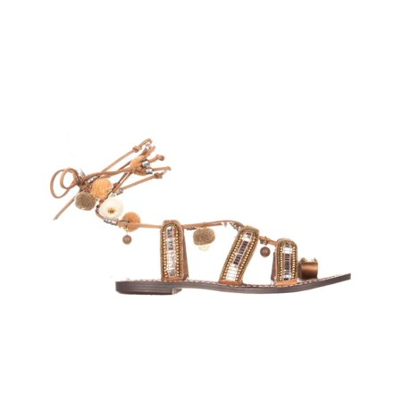 aa6fabae1770 Sam Edelman Graciela Flat Lace-Up Sandals