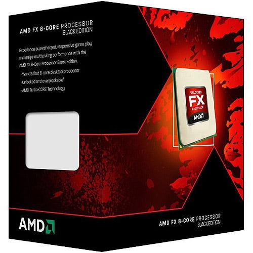 FX 8350 8C PROCESSOR AM3+ 16MB 125W 4000 MHZ BOX