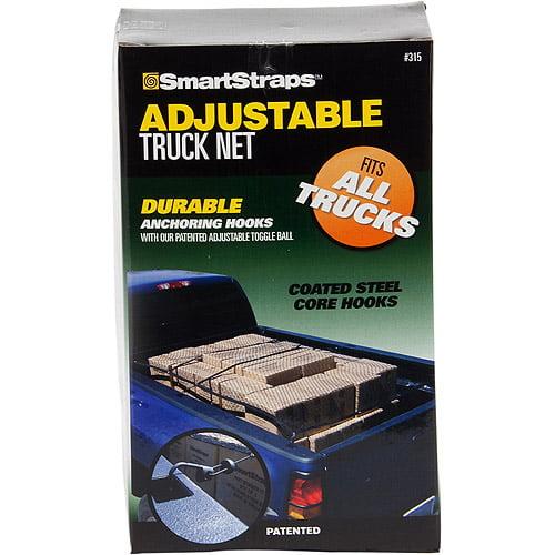 SmartStraps Adjustable Truck Net
